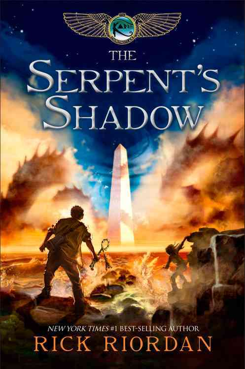 The Serpent's Shadow By Riordan, Rick
